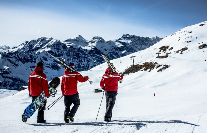Heliski Holiday, idee vacanza, Explore Cervino
